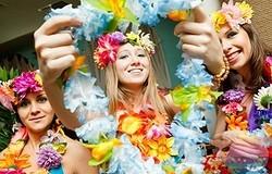 Гавайские бусы своими руками? Как сделать гавайские бусы из подручных средств?