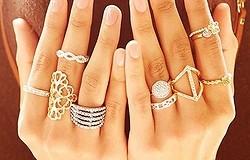Вы уверены, что правильно носите кольца? — Как носить одно и несколько колец