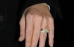 На каком пальце носят обручальное кольцо вдовы