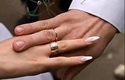 На какой руке носят обручальное кольцо: вероисповедание диктует, на какой руке носить обручальное кольцо.