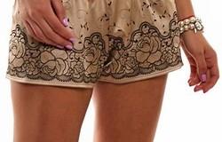 Трусы шорты женские фото