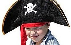 Как называется пиратская шляпа: особенности пиратского костюма