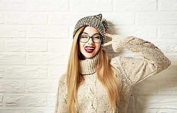Вязаные шапки для женщин: Современные тренды
