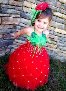 костюм фруктового сада