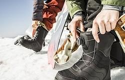 Как выбрать ботинки для сноуборда? Критерии выбора. Определение размера и термоформовка. Какой производитель лучше?