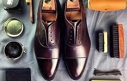 Как правильно чистить обувь. Чистка внутренней части обуви.