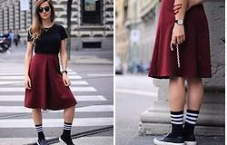 Слипоны: с носками или без носить эту обувь мужчинам и женщинам?