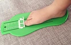 Как определить свой размер обуви: советы и таблицы соответствий