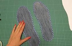 Как сделать стельки для обуви своими руками: делаем тонкие и толстые стельки