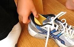Что делать, если кроссовки большие: Методы уменьшить кроссовки на 1 размер