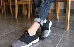 Как называются женские кроссовки без шнурков? Какими они бывают?