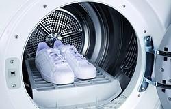 Как постирать кожаные кроссовки в стиральной машине: режим, моющее средство, советы
