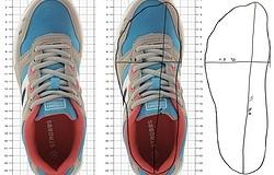Таблица размеров кроссовок: как выбрать размер кроссовок правильно?