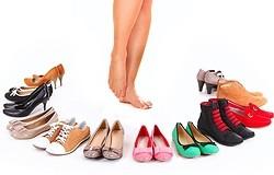 Работа на ногах — как правильно выбрать обувь