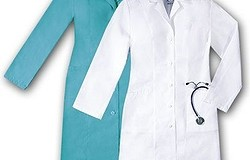 Как гладить медицинский халат