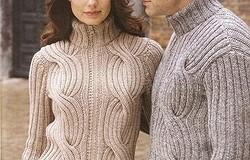 Виды кофт: мужские и женские модели с застежкой и без нее