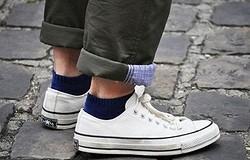Как называются короткие мужские носки? Какой у них состав? С чем их носят?
