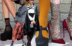 Как правильно носить мужские и женские носки? С чем нельзя их комбинировать? Когда можно надеть модные носки?