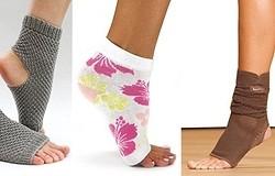 Носки без пальцев: для чего и для кого они нужны