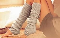 Носки из старого свитера своими руками: как сшить тёплые и трикотажные носки из старого свитера