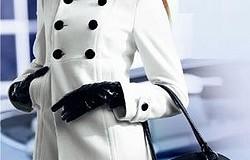 Белое пальто: с чем носить, кому подходит, как подобрать обувь и аксессуары