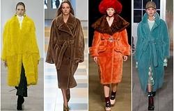 С чем носить пальто из искусственного меха? Какая обувь подходит? Какие добавить аксессуары?