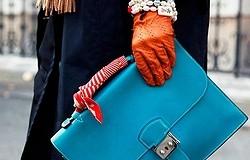 Как завязать платок на сумку красиво? Как обмотать ручки или саму сумку? Способы украшения.