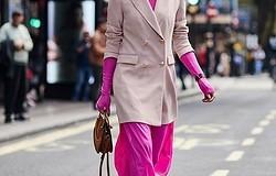 Как сочетать платье с пиджаком? Правила комбинирования и вопросы длины