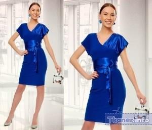 Пояс для платья своими руками из ткани