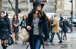 Правило «пять — один» для базового гардероба по-французски: учимся элегантности