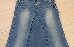 Юбка из старых джинсов своими руками: как перешить