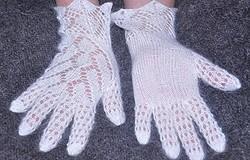 Ажурные перчатки крючком и спицами: схемы и описание - как связать ажурные перчатки крючком?