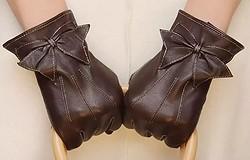 Как сшить кожаные перчатки: какая кожа подходит для перчаток?