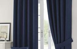 Как стирать шторы блэкаут — вручную и в стиральной машине