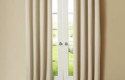 Какой длины должны быть шторы (гостиная, спальня, кухня и другие комнаты)
