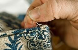Как пришить шторную ленту к портьере — способы пошива