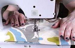 Как сшить портьеры своими руками — инструкция по процессу пошива