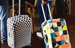 Как выбрать чехол для чемодана? Из какого материала? Как определить размер? Как сделать чехол для чемодана своими руками? Бренды.