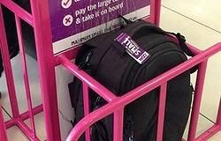 Размер чемодана для ручной клади в самолете: какой чемодан разрешено брать с собой в Аэрофлоте и других компаниях