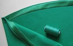 Как обработать край юбки атласной бейкой: какие есть способы