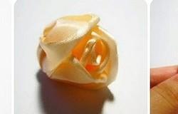 Розы из атласных лент: изготовление роз из атласных лент в разных техниках