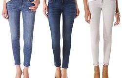 Джинсы Fit (описание) — Skinny, Straight, Slim, Regular, Carrot, Anti, Relaxed, Loose (Baggy)