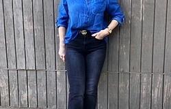 Какие джинсовые вещи можно носить после 50 лет? Как не допустить ошибок в выборе?