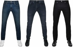 Как должны сидеть джинсы — на мужчине, на девушке (классические, мом, бойфренды)