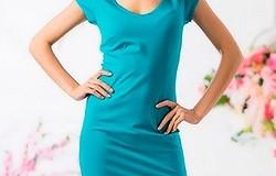 Как пришить кружево к низу платья и просто ткани