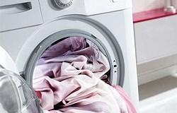 Как стирать шторы (тюль) из органзы чтобы она стала белой — в стиральной машине и вручную