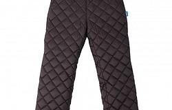 Женские утепленные брюки на синтепоне 100% полиэстер