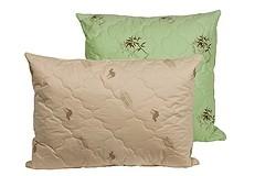 Какая подушка лучше: бамбук или верблюжья шерсть, почему