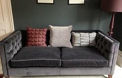 Как и чем почистить велюровый диван в домашних условиях